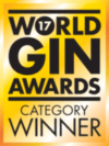 World Gin Awards Winner Contemporary Style
