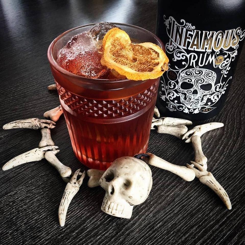 Infamous rum