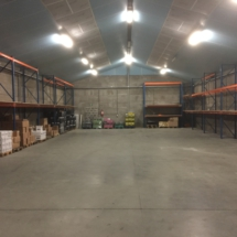 Warehouse before