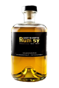 Ghost in a Bottle Rum 5 years