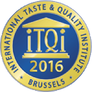 International Taste & Quality Institute 2016: 3 stars