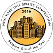 New York International Spirits Competition: Belgium Gin of the Year