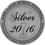 San Diego Spirits Festival 2016: Silver Medal