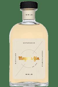 Meyer's Gin Gold - bottleshot