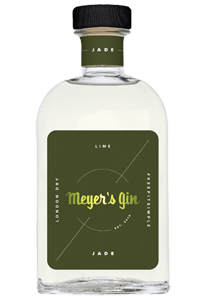 Meyer's Gin Jade - bottleshot