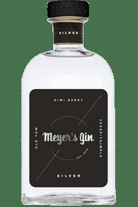 Meyer's Gin Silver - bottleshot