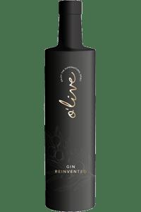 O'live Gin - bottleshot